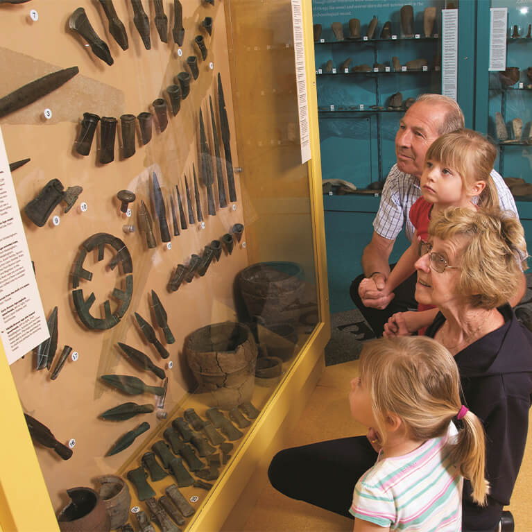 North Lincolnshire Museum Family Visit