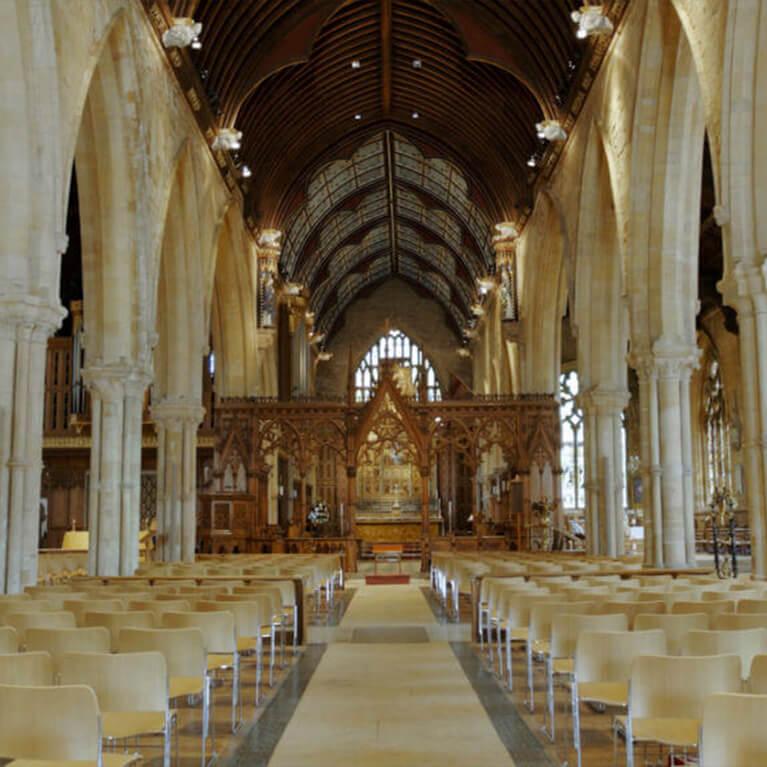 St Wulframs Chancel