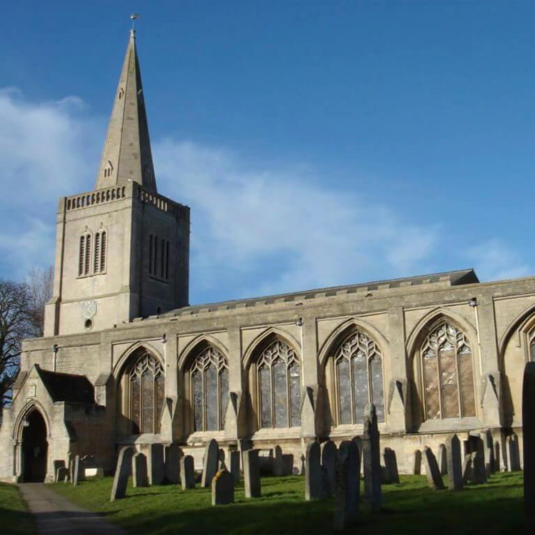 Priory Church Deepings St James