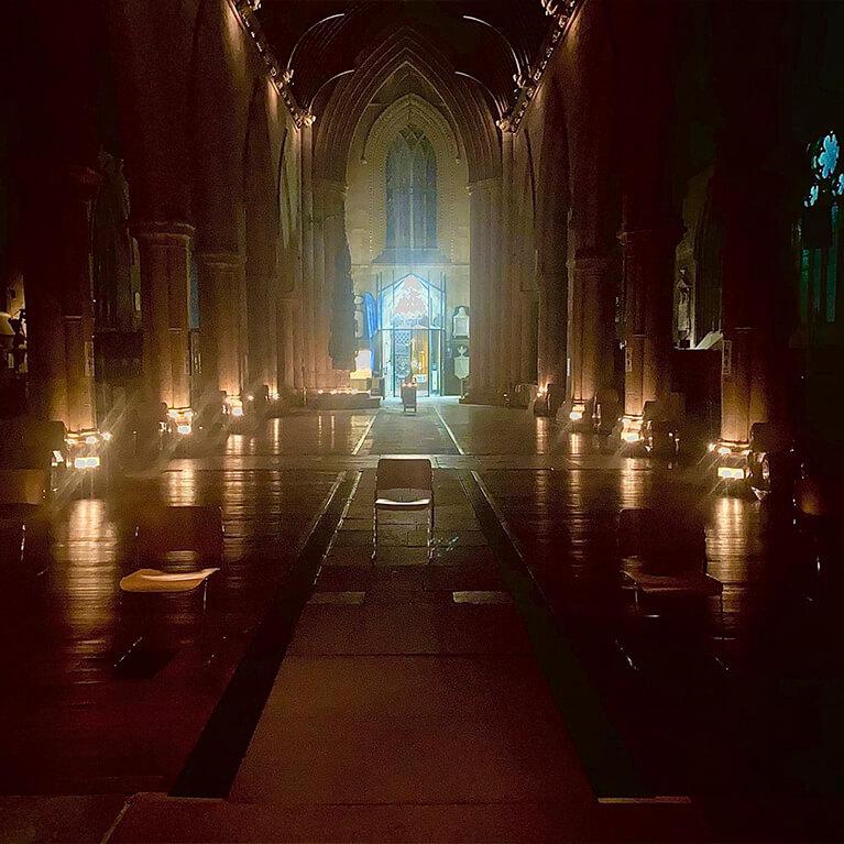 St Wulfram's Quiet Hour