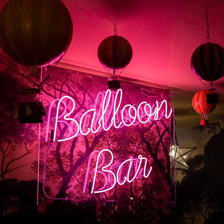 The Balloon Bar