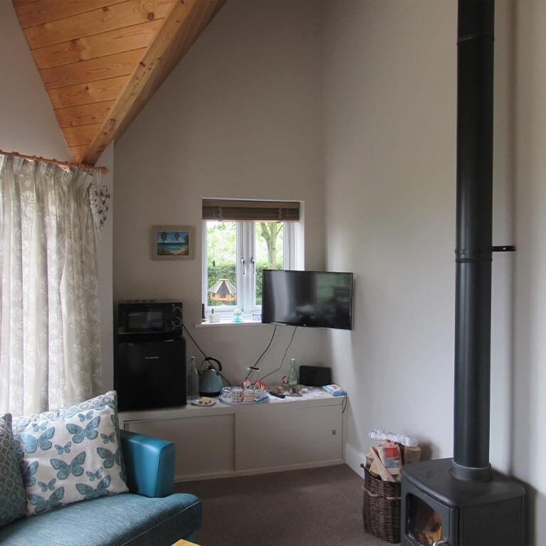 Villa Farm Cottage Living Room