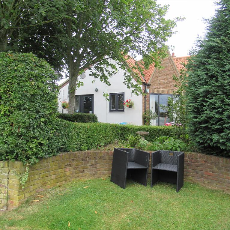 Villa Farm Cottage Garden