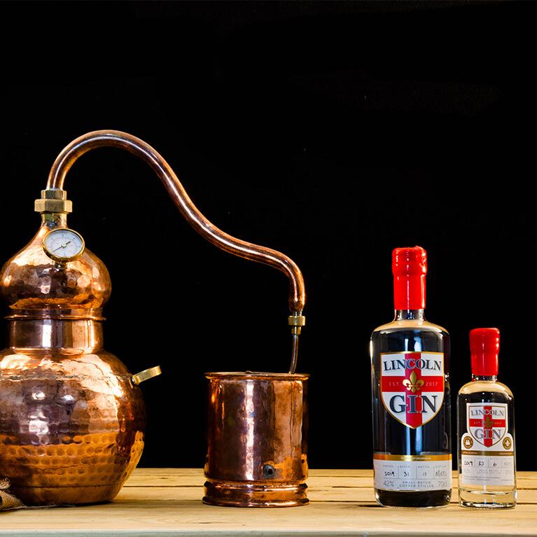 Lincoln Gin Distillery
