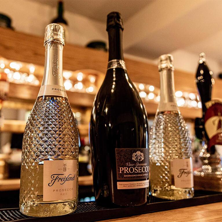 The Thorold Marston Bar