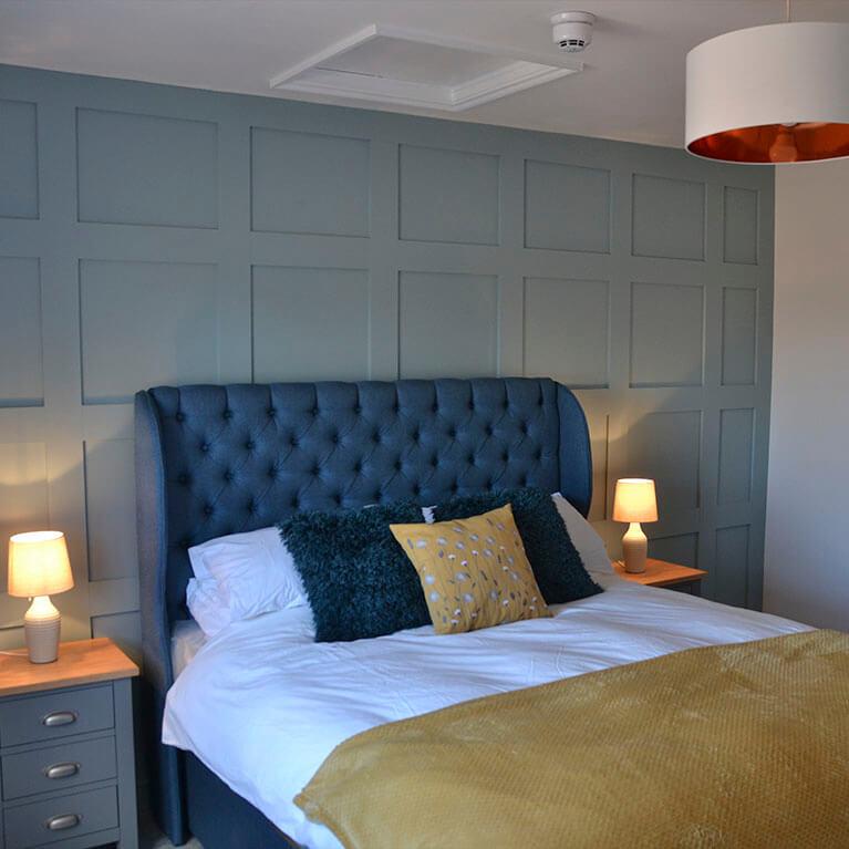 Thorold Bedroom