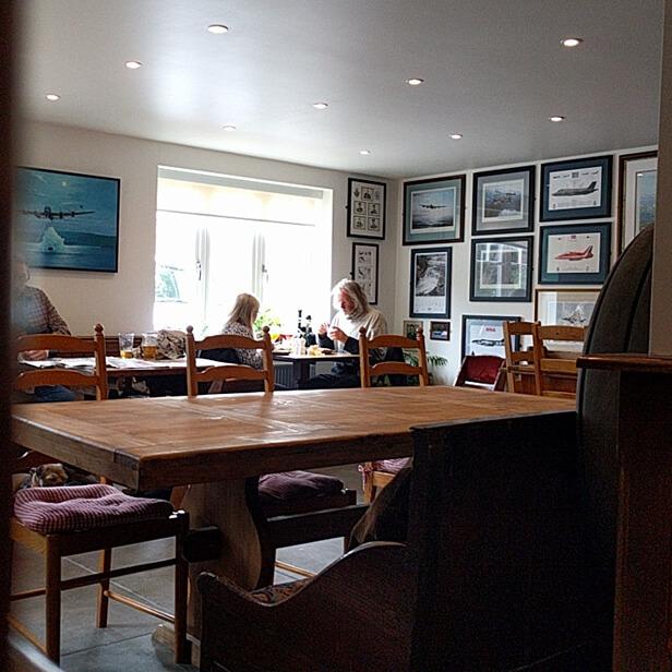 Dambusters Inn New Room