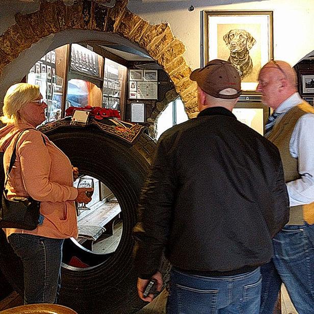 Dambusters Inn Tyre Talk