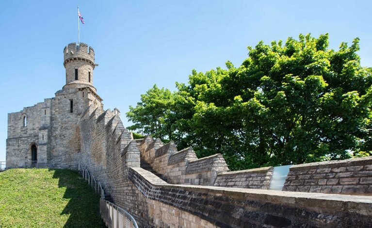 Lincoln Castle Observation Tower