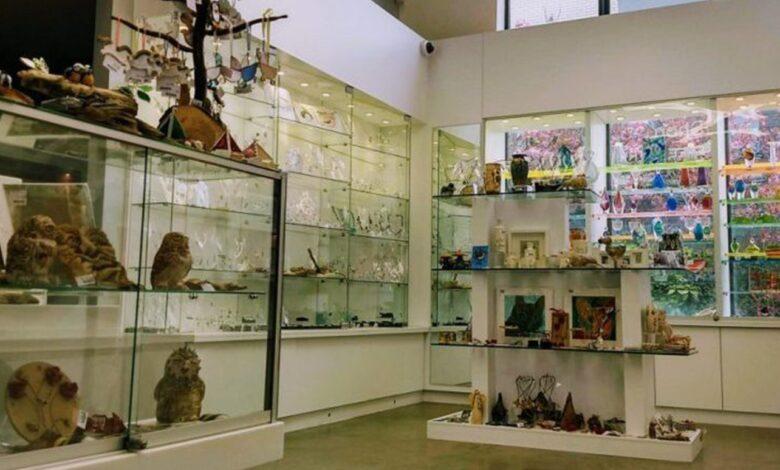 20 21 Visual Arts Centre